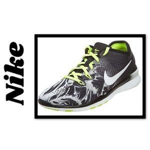Women's Nike Free 5.0TR Fit 5 Print Training Shoes